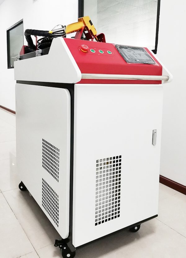 Masina de sudat laser Warp 9